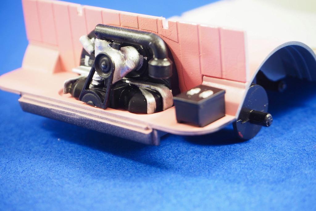 Volkswagen T1 - Revell - 1/24 P8270015