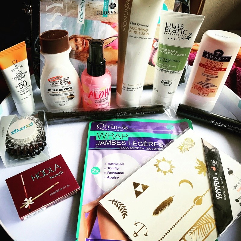 [Juillet / Aout 2017] Glossybox      - Page 5 Img_4311