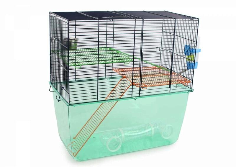 3 cages et accessoires (76) La_14710