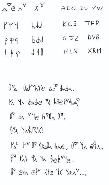 Le pirtawelo, la langue des pirates de l'Arwélie Artijo10
