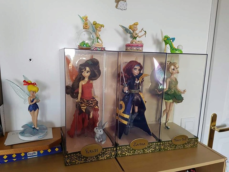 Disney Fairies Designer Collection (depuis 2014) - Page 3 21741610