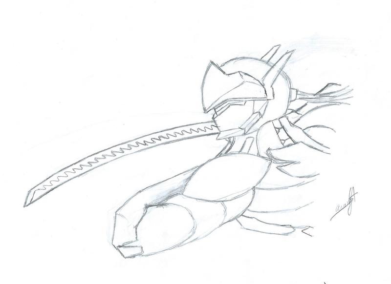 Le dessin...... Genji210