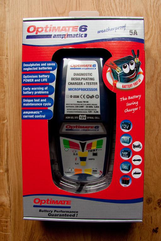 Quel chargeur de batterie choisir ? Test-c11