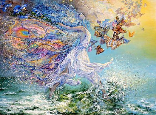 Papillons de la Terre, envolez-vous, légers, libres ! 40816310