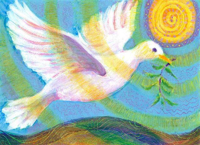 Dire en image - Page 2 Ange10