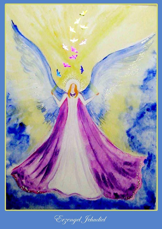 Les Anges et les Êtres de Lumière Jehudi10
