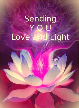 Les Anges et les Êtres de Lumière Love-a10