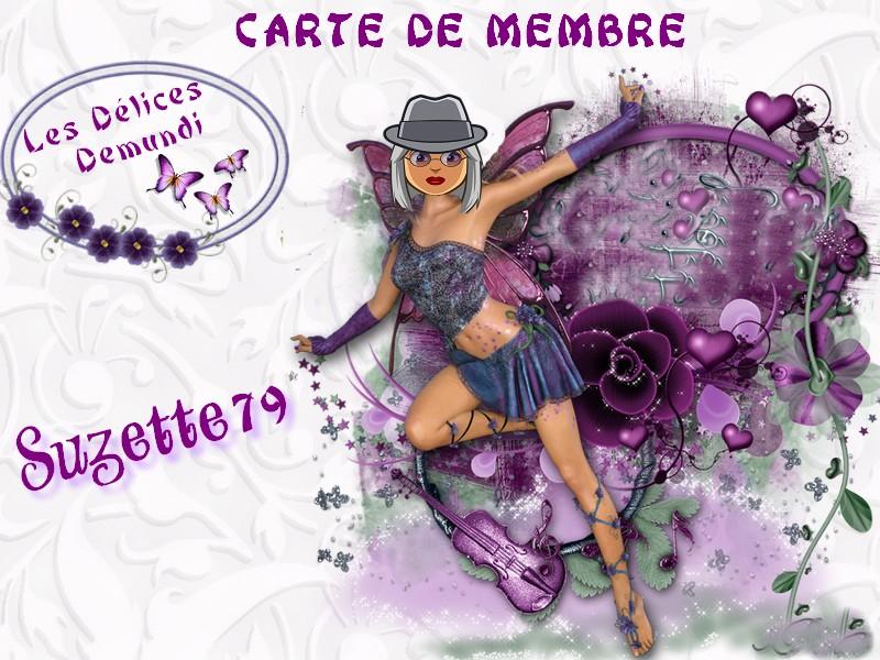 VOTRE CARTE EST PRETE    - Page 5 Suzett11