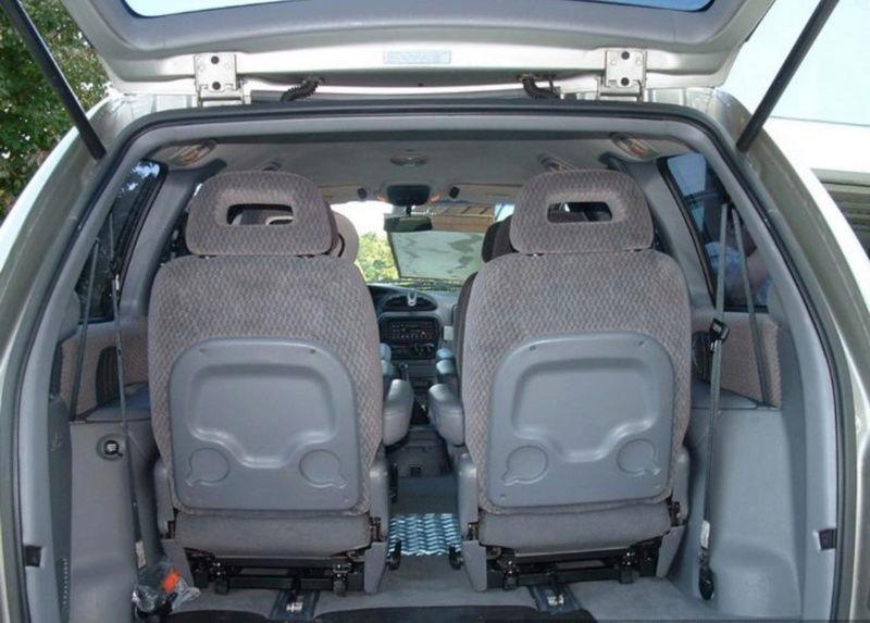 modularité des sièges arrières 20170827