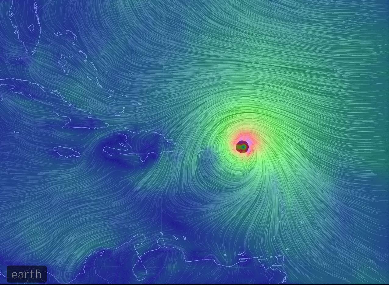 6 Septembre 2017 tempète IRMA Ouraga10