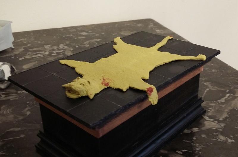 la mort de Cléopâtre - Terminé Cleopa12