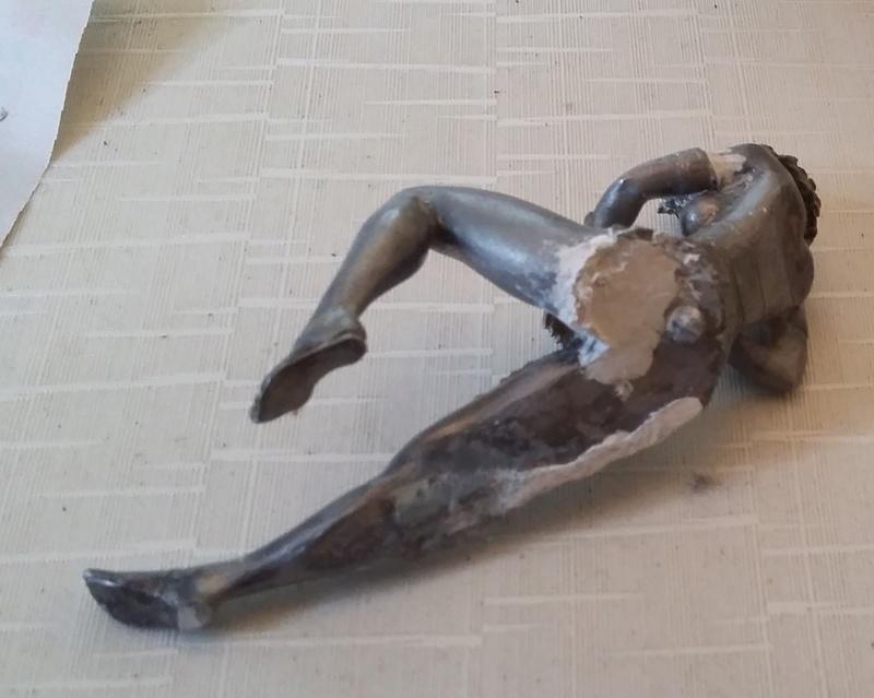 la mort de Cléopâtre - Terminé Clyopy13