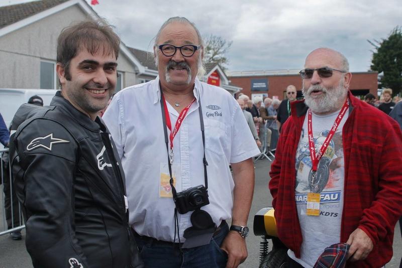 [Road Racing] Classic TT et Manx Grand Prix 2017 - Page 6 Fau_tt12