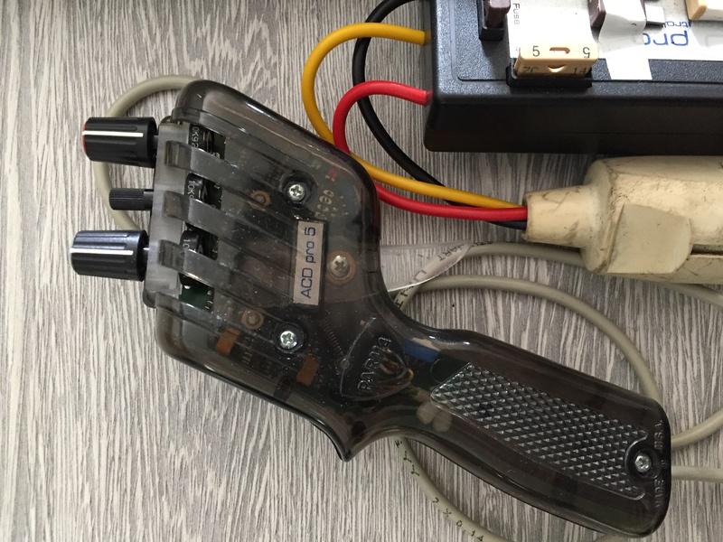 Vendu. Poignée Yatronic ACD Pro 5 Img_3711