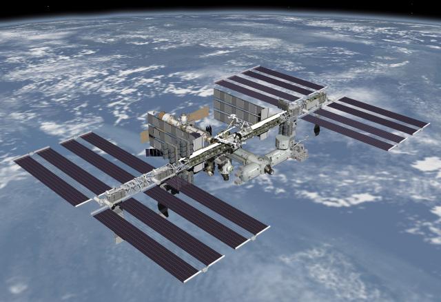 Passages de l'ISS (Station Spatiale Internationale) Ciel-i10
