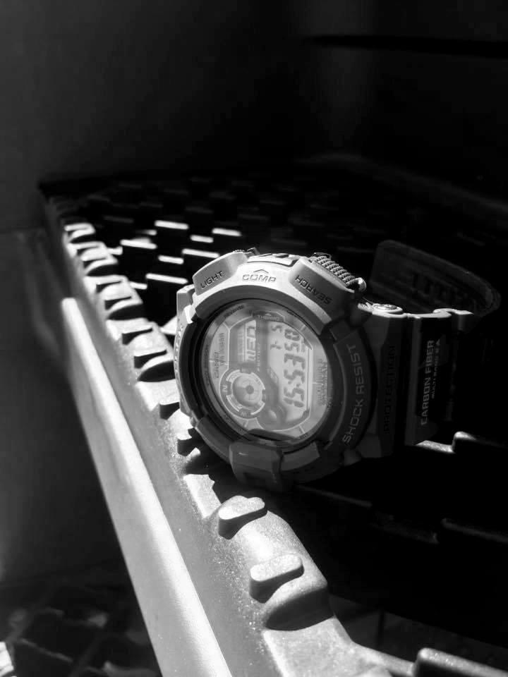 Casio GW-9300CM Mudman : mes impressions après 1 mois Camion12