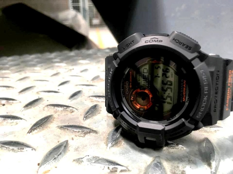 Casio GW-9300CM Mudman : mes impressions après 1 mois Mytal10