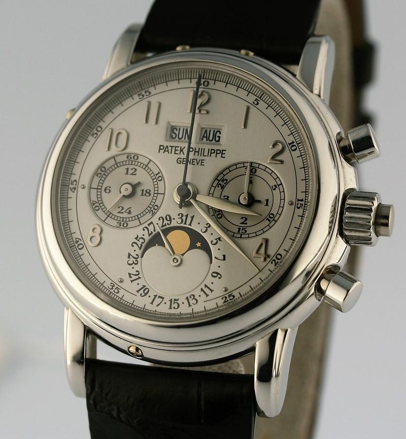 vacheron - Pour vous, quelle montre est le summum des montres ? - Page 10 Img_3510