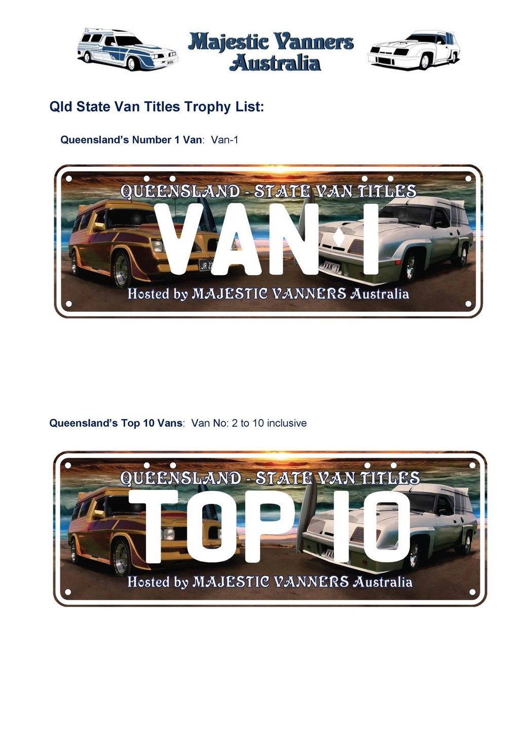 2017 Van-In #06 Albury/Wodonga; #02 Hervey Bay: 29th September to 2nd October. - Page 2 2017_v16