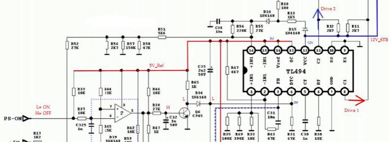 [Hướng dẫn khác] Schematic, chuyên đề sửa chữa nguồn ATX Atx_4910