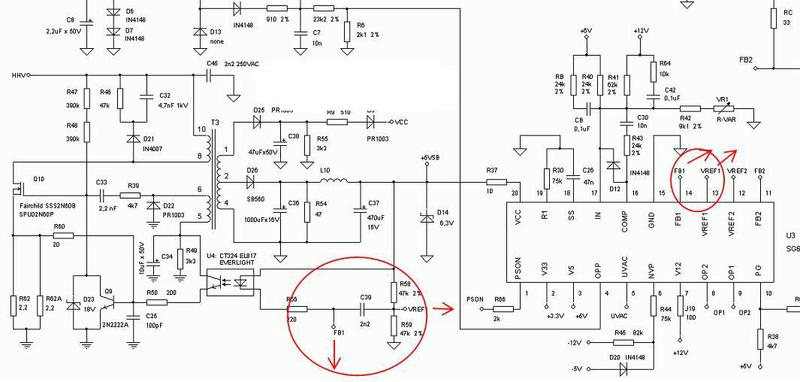 [Hướng dẫn khác] Schematic, chuyên đề sửa chữa nguồn ATX Atx_6114