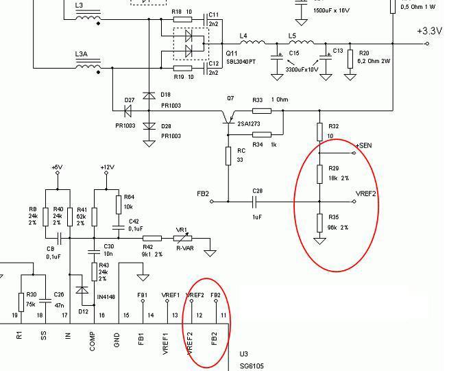 [Hướng dẫn khác] Schematic, chuyên đề sửa chữa nguồn ATX Atx_6115