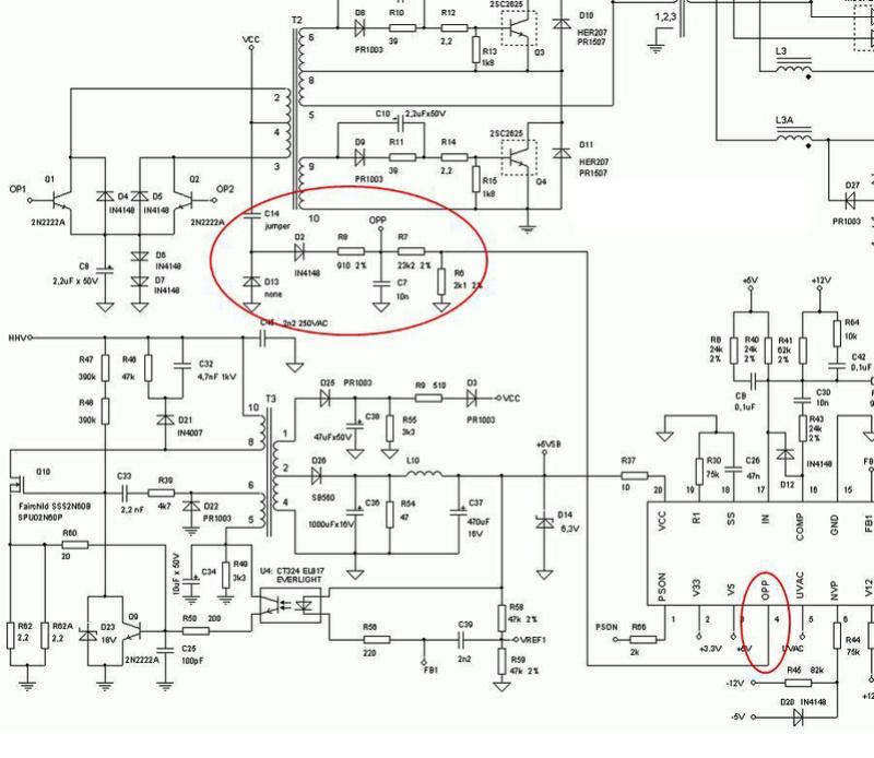 [Hướng dẫn khác] Schematic, chuyên đề sửa chữa nguồn ATX Atx_6117