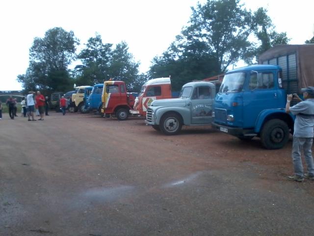 63 - RIOM : concentration de véhicules publicitaires les 26-27 Août 2017 Photo135