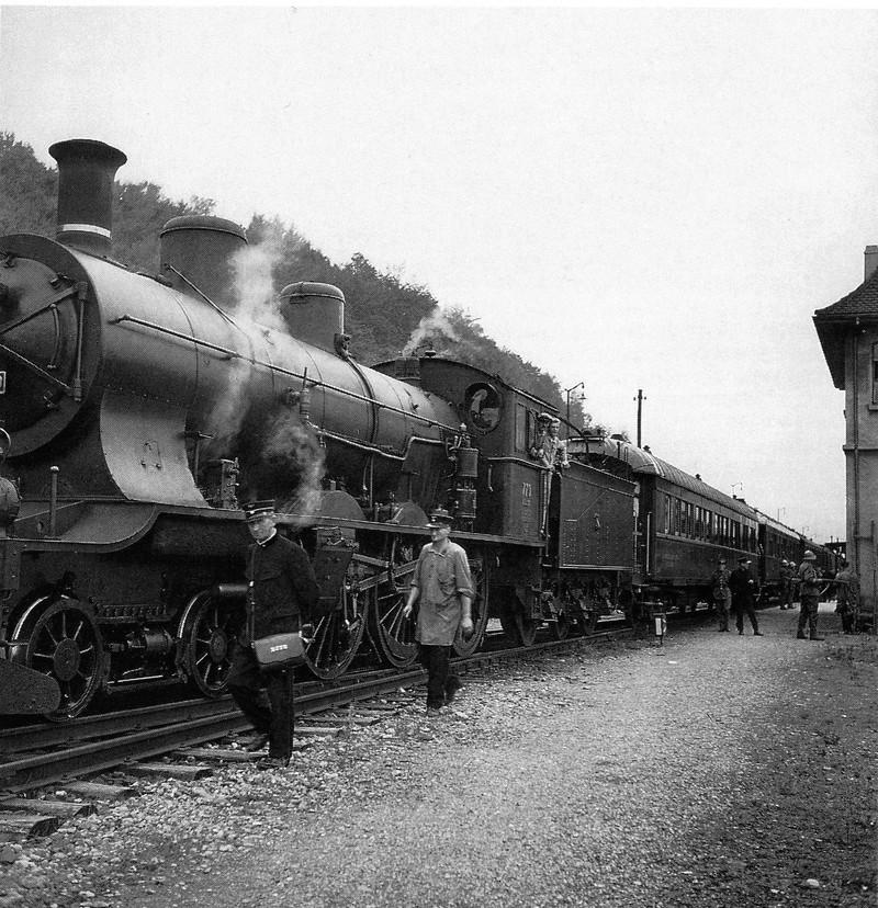 Suisse : les trains de commandement du Général Henri GUISAN Scan0910