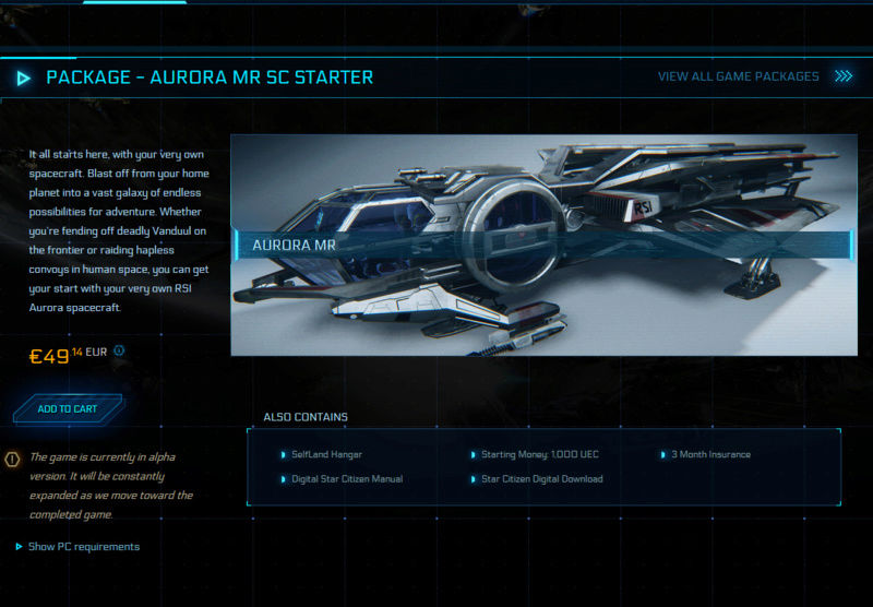 Star citizen Screen13