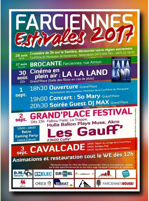 2017 - cavalcade de farciennes 2017  Cavalc10