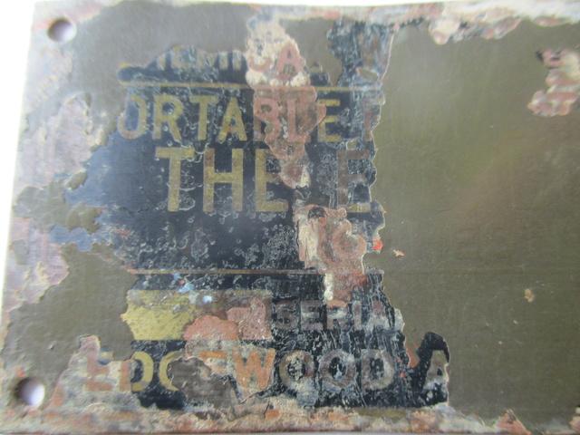 Rare plaquette de Lance Flamme US M1a1 Img_0426