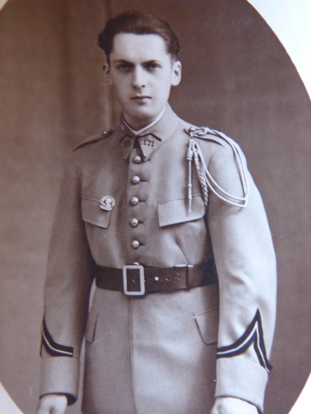 Photo d'un soldat du 171 RIF P1030313