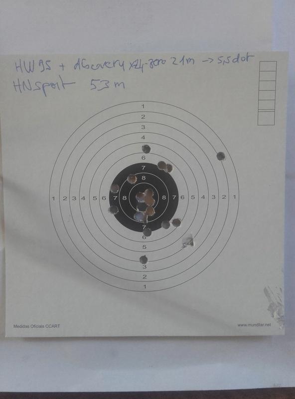 HW95 Match: Une HW98 à canon allégé et visée ouverte - Page 4 20170911
