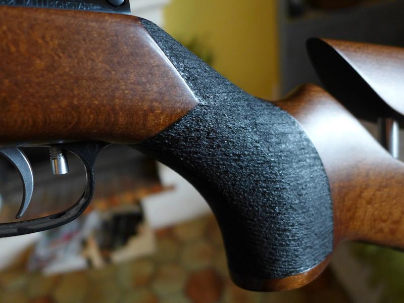 HW95 Match: Une HW98 à canon allégé et visée ouverte P1040511