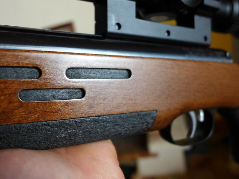 HW95 Match: Une HW98 à canon allégé et visée ouverte - Page 2 P1040514