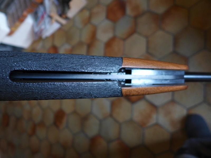 HW95 Match: Une HW98 à canon allégé et visée ouverte - Page 2 P1040516