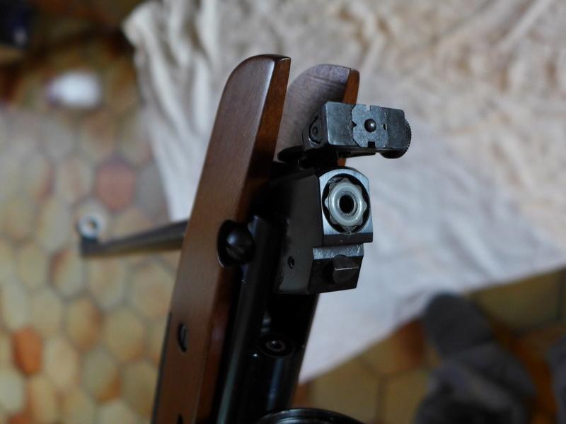 HW95 Match: Une HW98 à canon allégé et visée ouverte - Page 2 P1040517