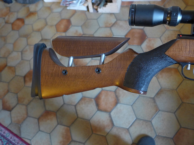 HW95 Match: Une HW98 à canon allégé et visée ouverte - Page 3 P1040518