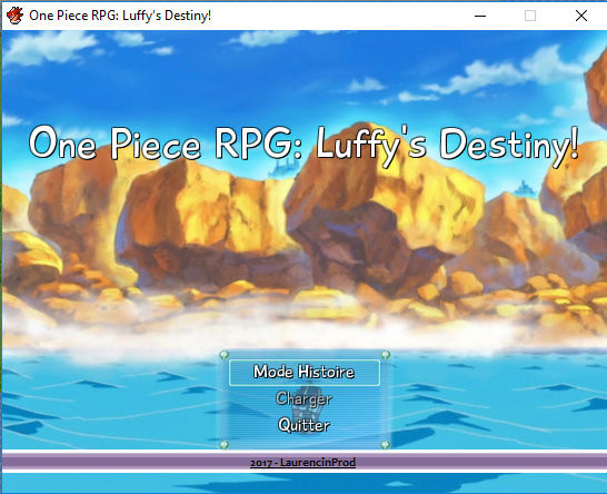 One Piece RPG: Luffy's Destiny! Luffy_10