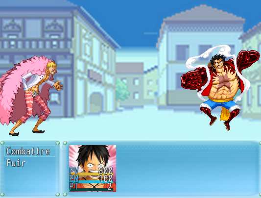 RECRUTEMENT One Piece: Luffy's Destiny Luffy_12