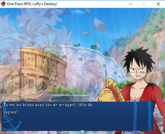 One Piece RPG: Luffy's Destiny! Screen11