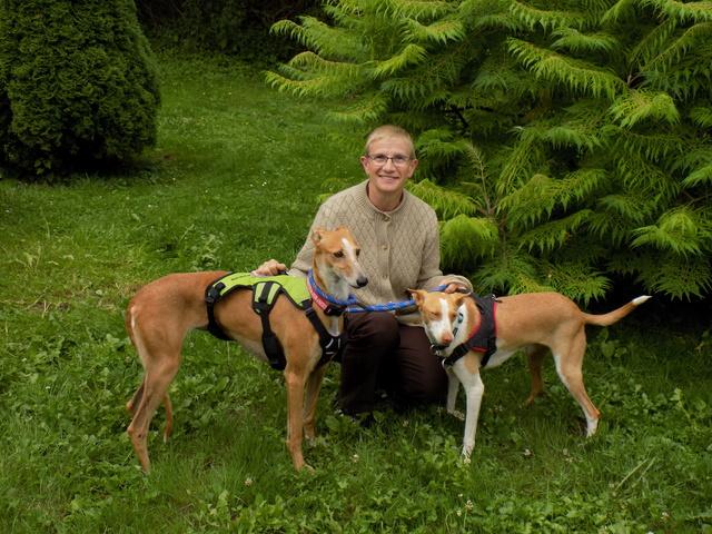 MELLINA petite crevette rousse Scooby France  Adoptée  - Page 2 Dscn3412