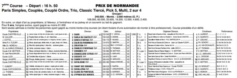 Étapes 18 & 19 - Prix de l'Etoile et de Normandie - 17/9/17 Normnd10