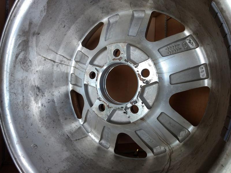 Aluminum rims For_sa11