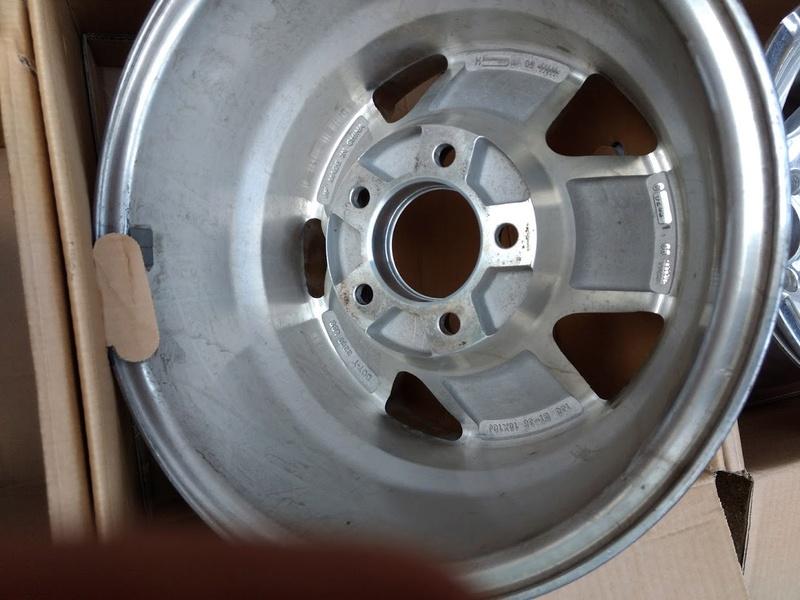 Aluminum rims For_sa12