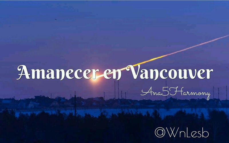 Amanecer en Vancouver por Ana5Harmony Amanec10