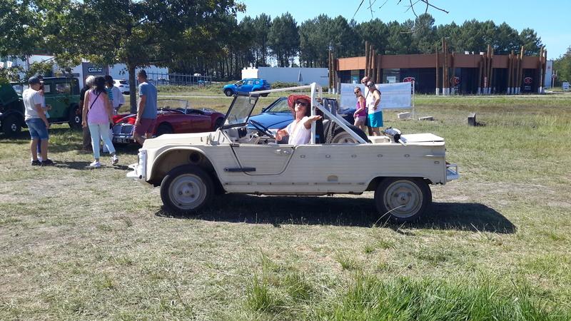 expo de cabriolet a biscarrosse  20130128