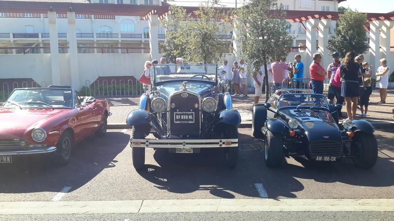 expo de voitures a Hossegor (40) 20170828