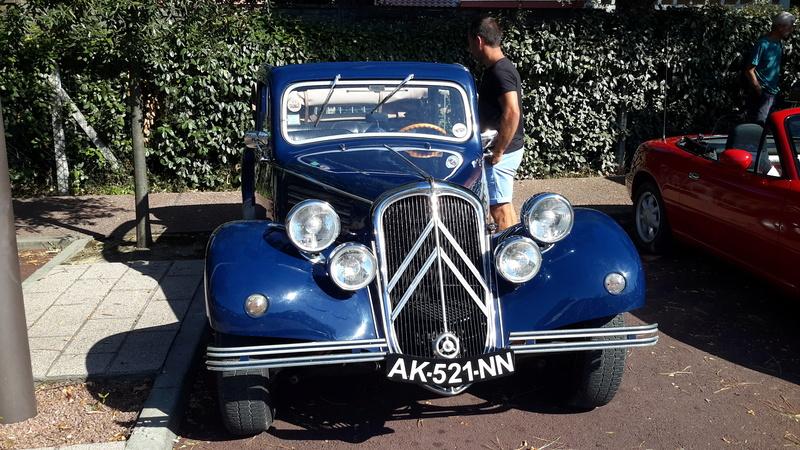 expo de voitures a Hossegor (40) 20170833
